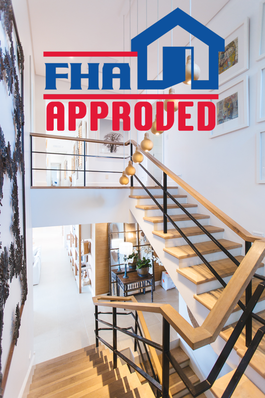 FHA Approved Home Loan